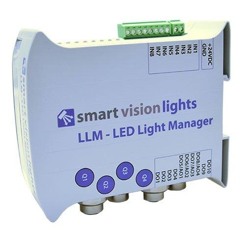 LLM LED Light Manager