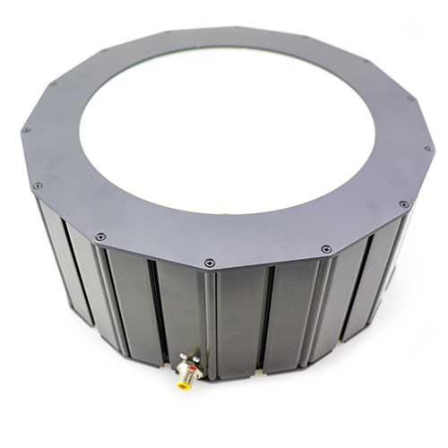 Smart Vision Lights   Products   Dome Lights   DDL-250 Dome Light   DDL-250 Dome Light Top-Side View