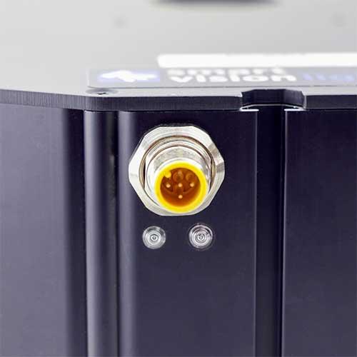 Smart Vision Lights   Products   Dome Lights   DDL-250 Dome Light   DDL-250 Dome Light 5PM-12 Plug View